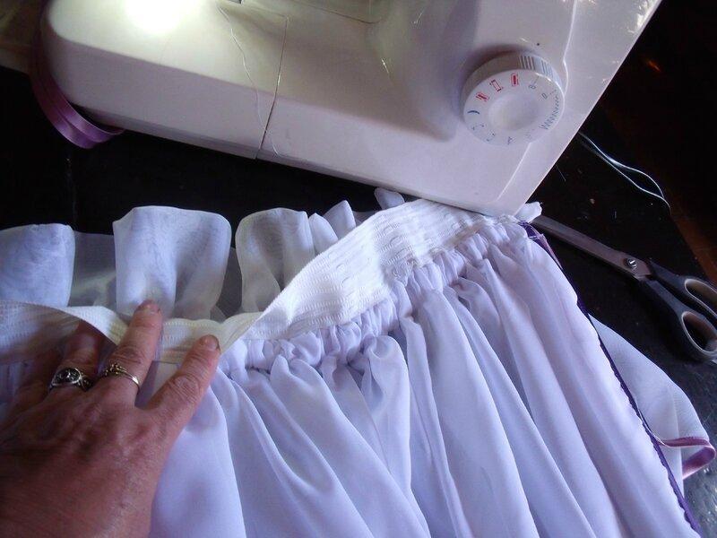 Ciel de lit couture 4