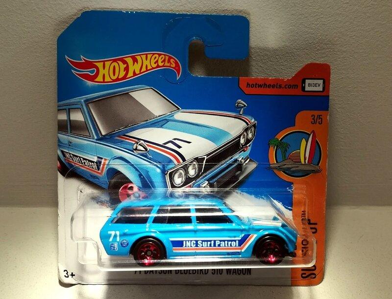 Datsun Bluebird wagon de 1971 (Hotwheels) 03