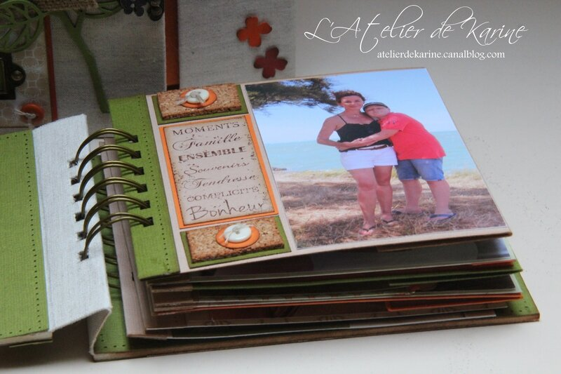 Mini Album et son coffret - Pure Lorelaïl Design 25