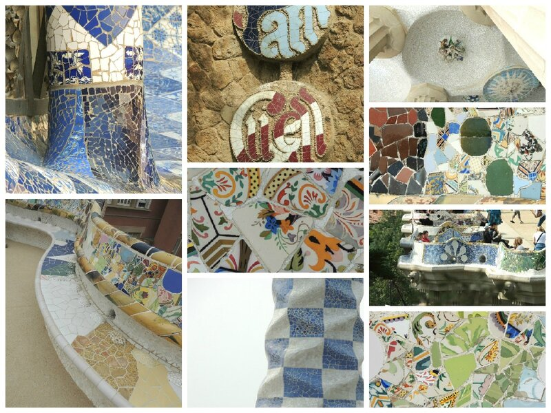 collage mosaiques