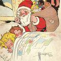 Père Noël. 24. Print Artist.