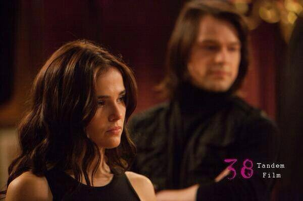 Rose and Dimitri Vampire Academy movie