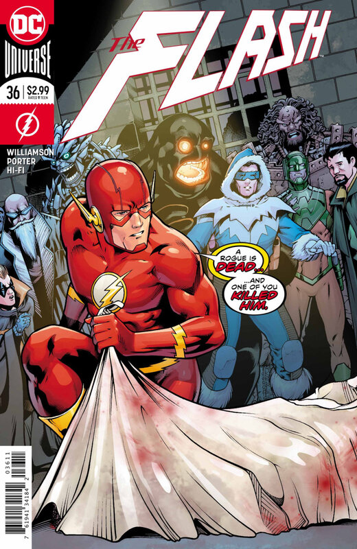 rebirth flash 36