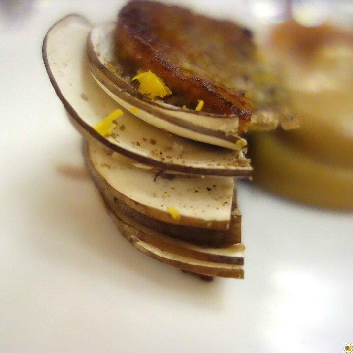 Culoisel, millefeuille de champignons (1)