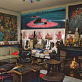 The eccentric collection of ted scapa @ the museum tinguely, basel.