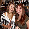 Kristina (Sudbury, Canada) & Alexis (Kansas City, USA), 11-11-2011