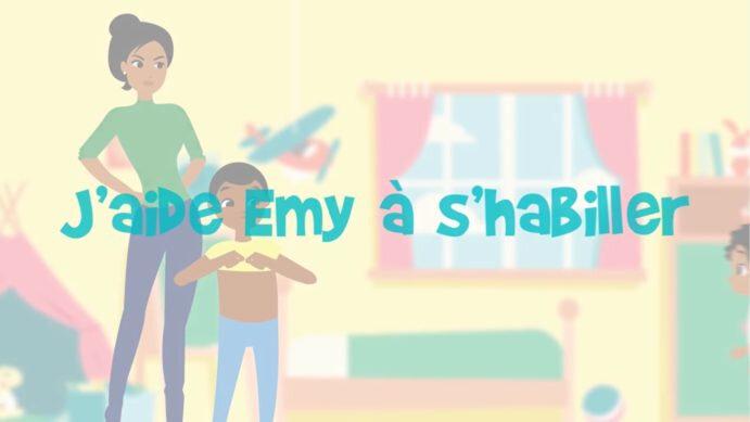 Vidéos d'information pour soutenir au quotidien les aidants d'enfants autistes