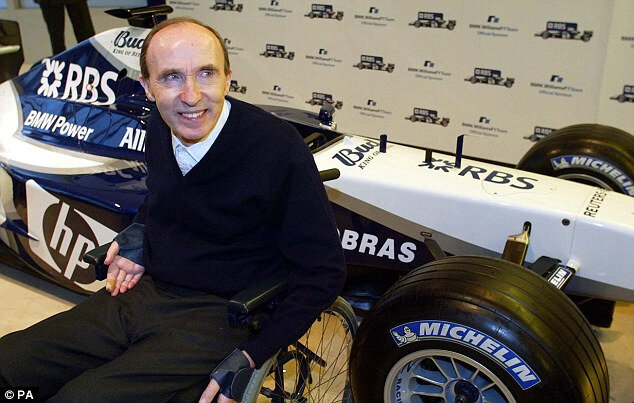 FRANK WILLIAMS 2019