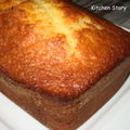 Back to basics: cake au yaourt rhum citron