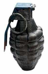 Grenade Mark II Américaine