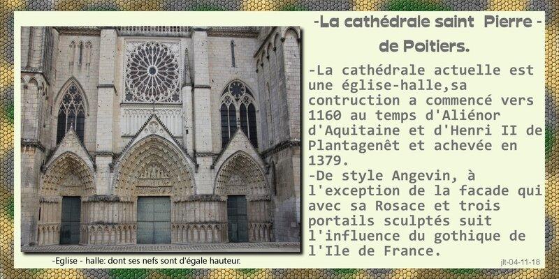 cathédrale st Pierre - Poitiers01
