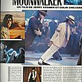 L'univers enchanté de michael jackson. moonwalker, 1988