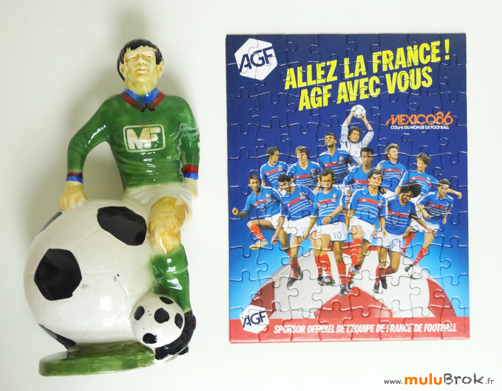 FOOTBALL-Mexico-86-Puzzle-AGF-1-muluBrok-Vintage