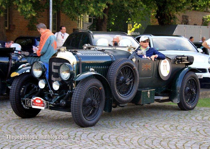 Bentley 4 litres 1