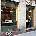 Barcelone - Barri Gotic, chien_4999