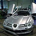 Mercedes slr mclaren w199 (2003-2010)