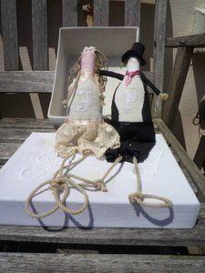 Calou-Johanne's dolls