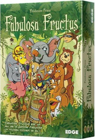 Boutique jeux de société - Pontivy - morbihan - ludis factory - Fabulosa fructus