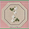 Sal quakerball de mai ... au papotage des dames... les premiers hexagones...