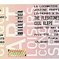 The fleshtones - lundi 12 mai 2008 - la locomotive (paris)