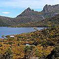 Cradle mountain : le paradis des randonneurs en tasmanie 5/9