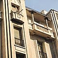 Constructions de style Art Deco a Casablanca3