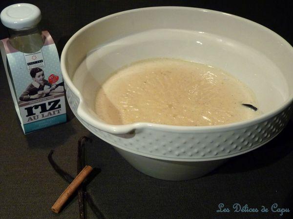 Riz au lait quai sud2