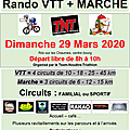 29 mars >>> prenez date