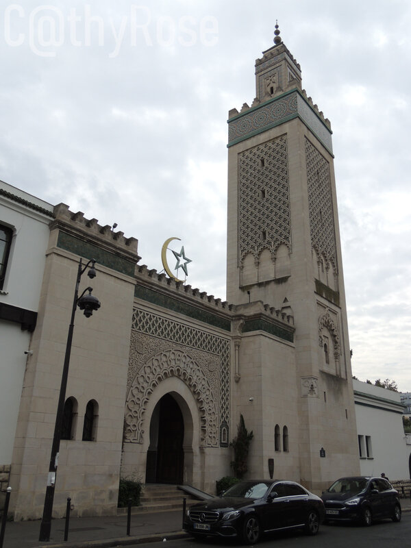 && mosquée de Paris (1)