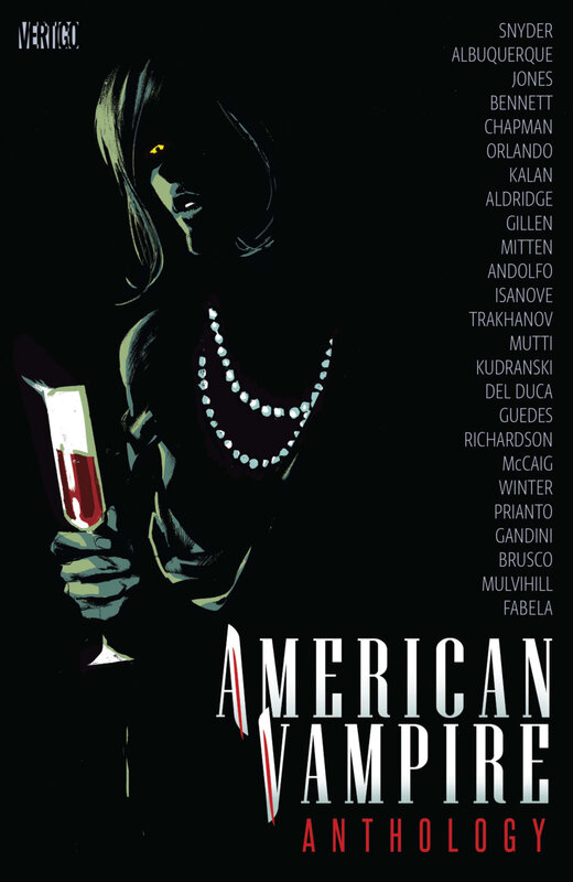 vertigo american vampire anthology 02