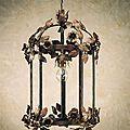 Exemples de lanternes de fabrication artisanale