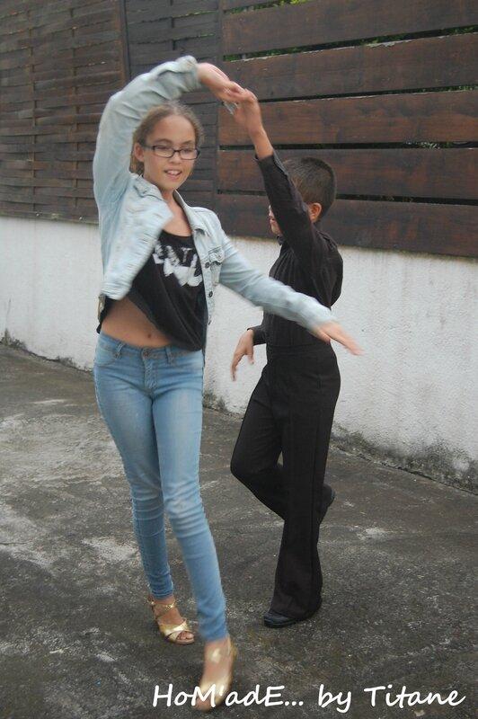 pantalon danse latine 017
