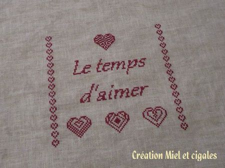 Le temps d'aimer by miel et cigales 02-2012