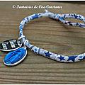 bracelet Leonce theotime adelajda 15 mm