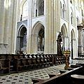 FecaTrin145Le chœur et les stalles de 1750