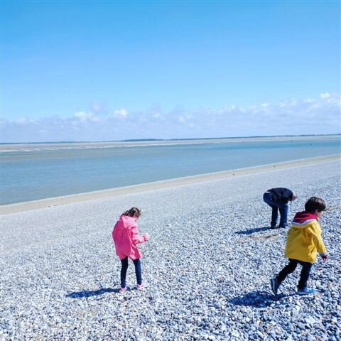 Pointe du Hourdel ©Kid Friendly