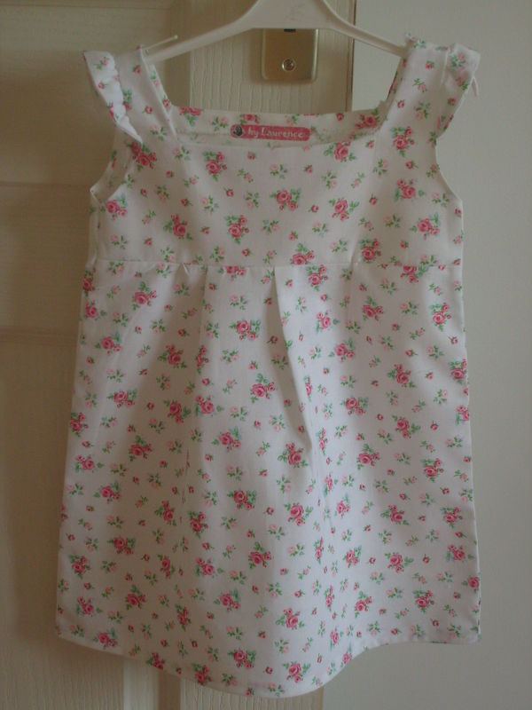 M melina taille 2 ans