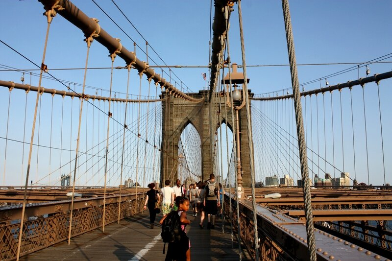 J2 - 29 juin 2014 - Brooklyn bridge (5)