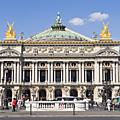L'opéra garnier a 140 ans aujourd'hui !!