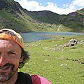 Jénorme au lac d'Arlet (64)