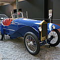 Senechal ss biplace sport 1925