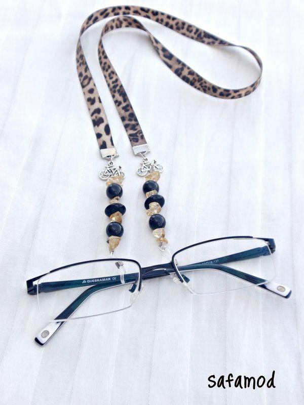 le meilleur Nouvelle juste prix Cordons à lunettes - Safamod Bijoux