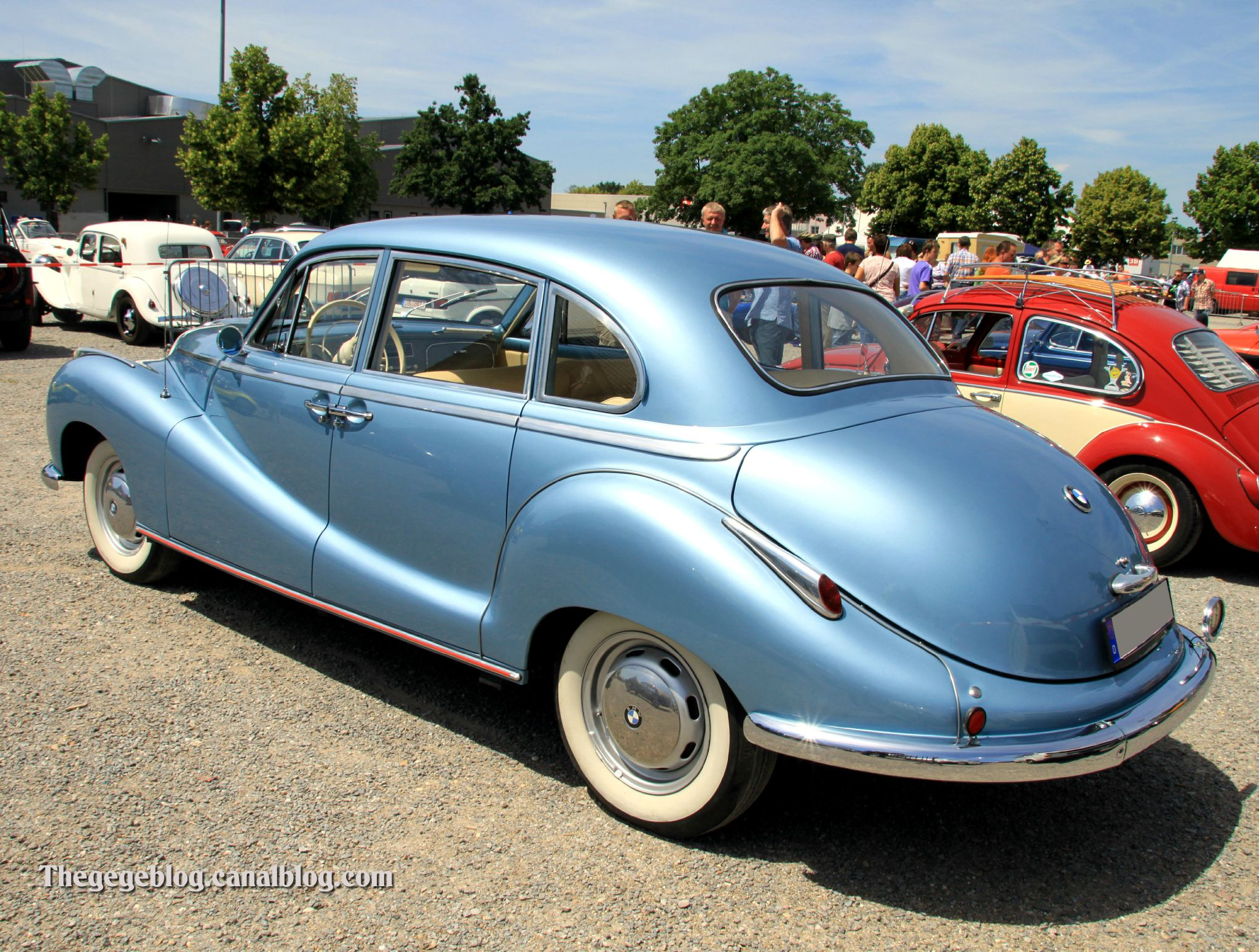 1955 BMW 501 related infomation,specifications - WeiLi ...