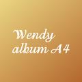 Album A4 Wendy