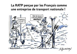 ratp connue nationale web