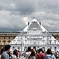 JR Collage Le Louvre_3814