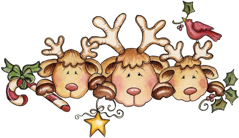 BDR Reindeer