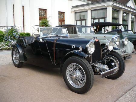 BUGATTI type 40 cabriolet 1927 Baden Baden (1)