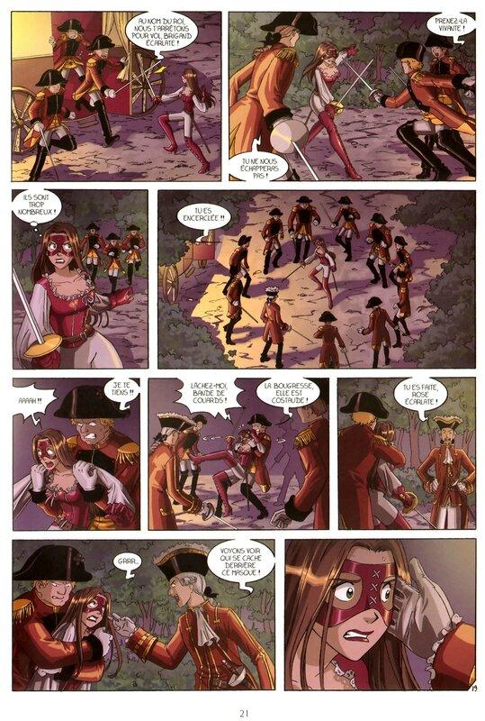 La rose écarlate - T02 - Page 23
