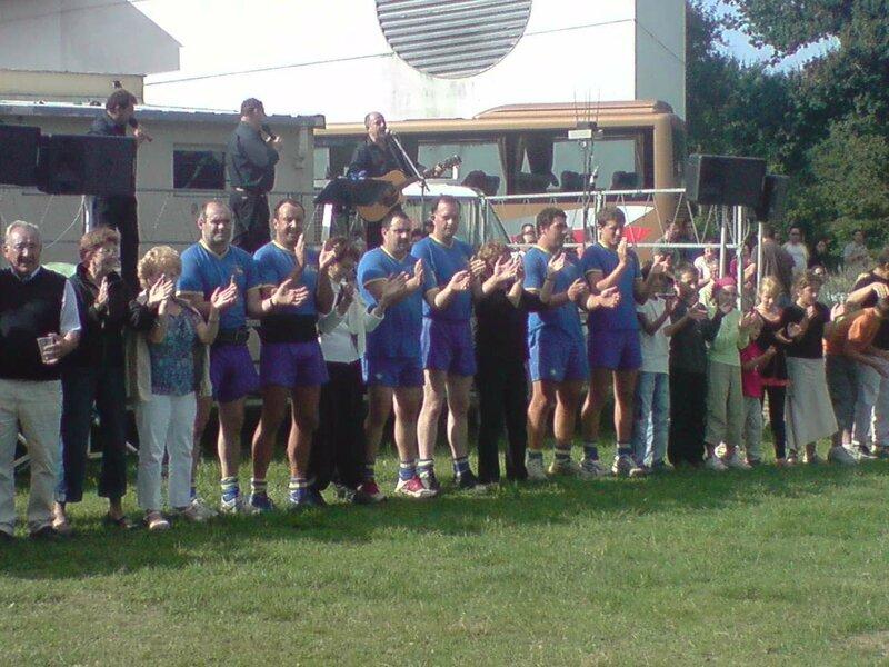 Equipe de Force Basque : Démonstration de toute les spécialités par l'Union Sportive de Bardos